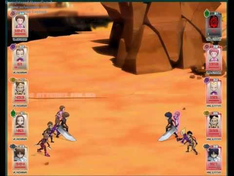 Code Lyoko Social Game LVL 173 (Lyoko League)