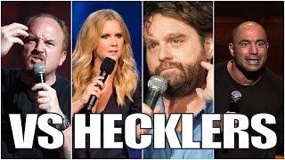 Famous Comedians VS. Hecklers (Part 1/4) full download video download mp3 download music download