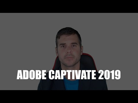 Creating a quiz in adobe captivate 2019