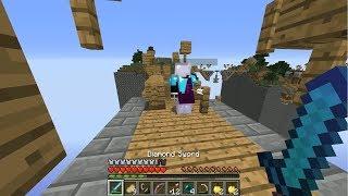 Minecraft 3v3 AERIAL PVP #1 with Vikkstar, PeteZahHutt, BajanCanadian, PrestonPlays&More!