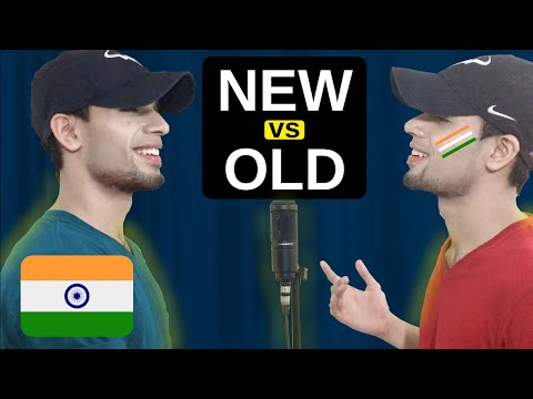 new vs old mashup song mp4 download