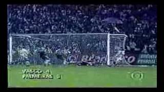 Final da Mercosul. Primeiro Tempo: Vasco 0x3 Palmeiras - Segundo Tempo Vasco 4x3 Palmeiras! *-*