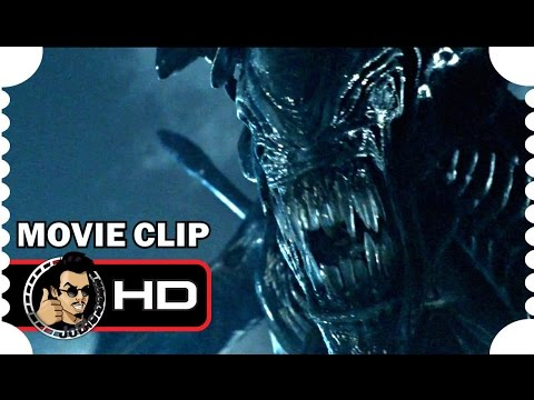 ALIENS Movie Clip - Get Away From Her You Bitch (1986) Sci-Fi Horror Movie HD