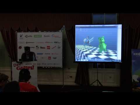 Кирилл Кравченко (Heyworks) - Анимация: краткий курс молодого бойца