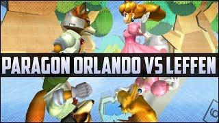 Armada's Paragon Orlando mindset vs leffen story!