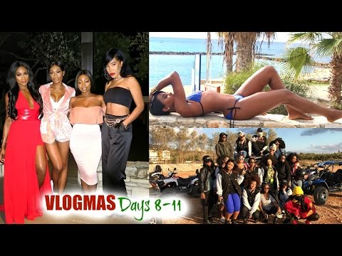 Download A BRAND TRIP FINALLY FOR WOC??? CYPRUS WITH ORS | VLOGMAS DAY 8-11 HD Mp4 3GP Video and MP3
