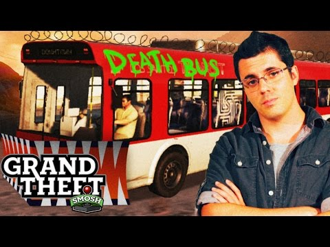 smosh - We are playing a deadly game on this week's episode. We put bounties on each of us and drive around on the roof of a bus fighting off all the Bounty Hunters ...