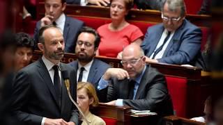 Video Edouard Philippe snobé par certains ministres MP3, 3GP, MP4, WEBM, AVI, FLV Juli 2017