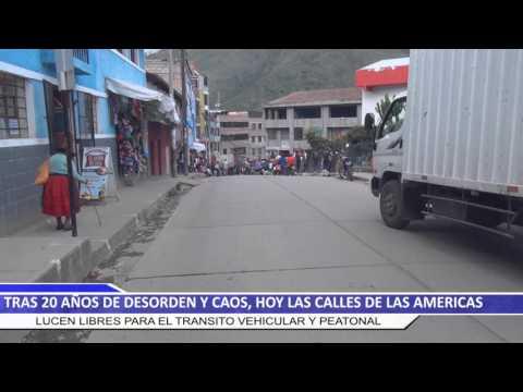 TRAS 20 AÑOS DE DESORDEN Y CAOS