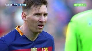 Video Lionel Messi vs Getafe (Home) 15-16 HD 720p - English Commentary MP3, 3GP, MP4, WEBM, AVI, FLV Juli 2019