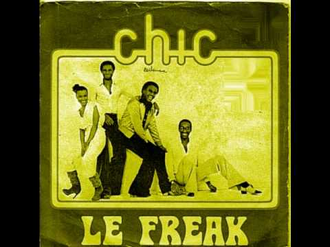 freak out - MY MAIN FACE BOOK - http://www.facebook.com/chavo.solitario MY FAN PAGE - http://www.facebook.com/solitario.freestyle Chic - Le Freak (Freak Out) A OLDSCHOOL...