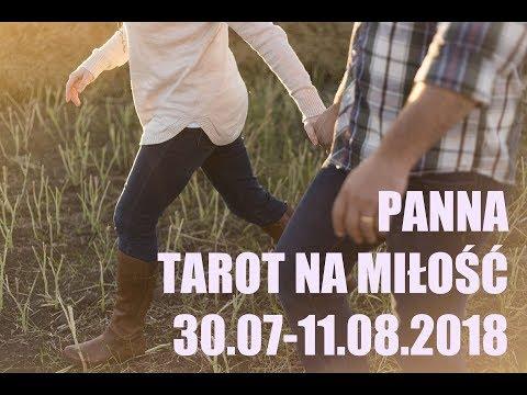 Panna Tarot na miłoć 29.07-11.08.2018