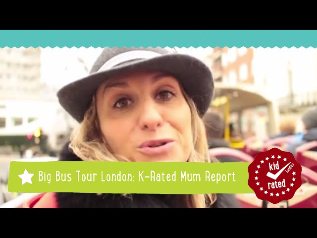 Big Bus Tour – Mum Report