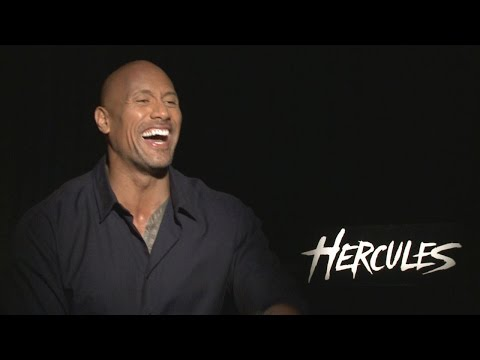 The Rock on Sting in WWE, WrestleMania 31, a match with Brock Lesnar, HERCULES, more (видео)