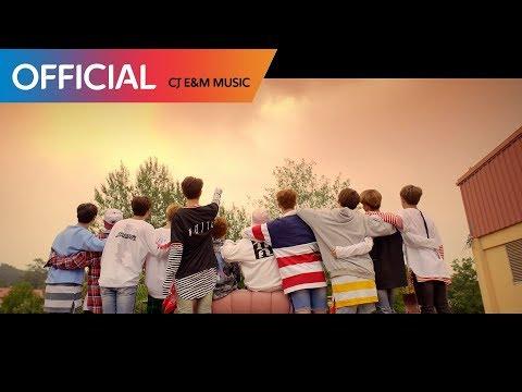Wanna One (워너원) - 에너제틱 (Energetic) MV (видео)