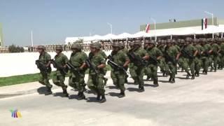 Piedras Negras Mexico  city photo : Inaugura presidente de México cuartel militar en Piedras Negras