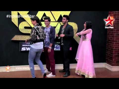 Arjun and Deepika shake their booty with Darshan and Rimi! 17 September 2014 01 PM