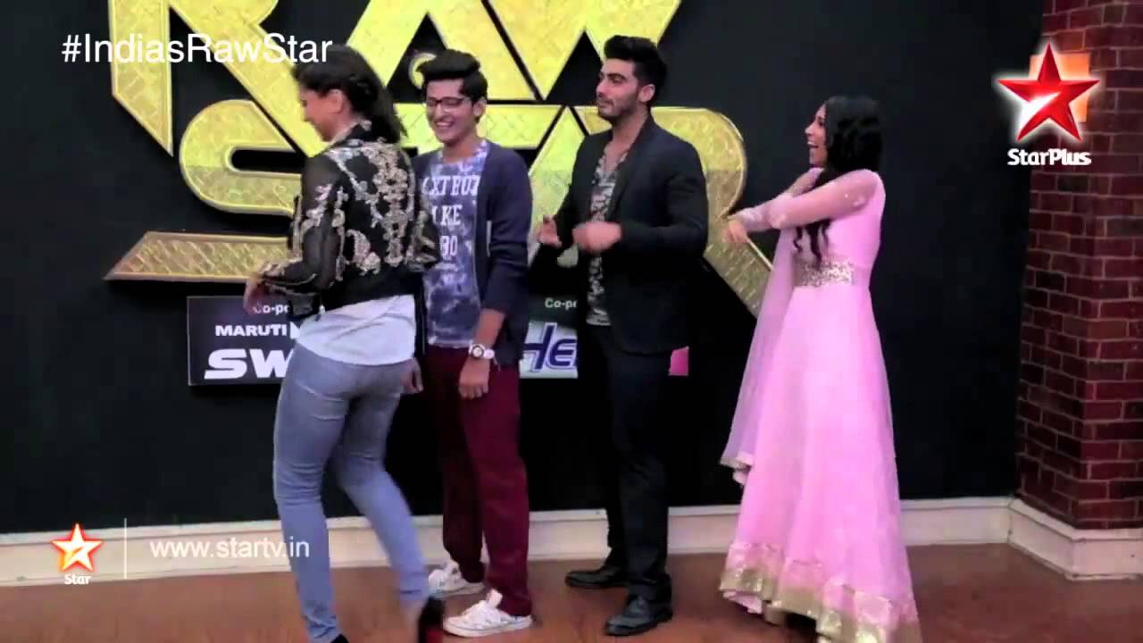 Arjun and Deepika shake their booty with Darshan and Rimi!