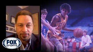 Chris Broussard: Cheryl Miller 'changed basketball forever' | FOX SPORTS by FOX Sports