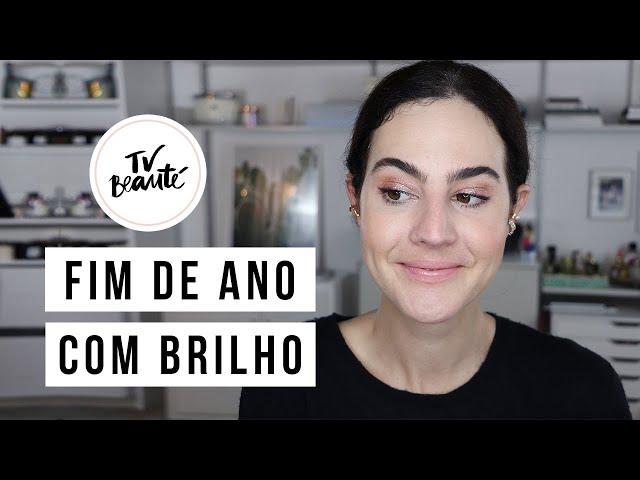 Fim de Ano com Muito Brilho!! - TV Beauté | Vic Ceridono - Victoria Ceridono