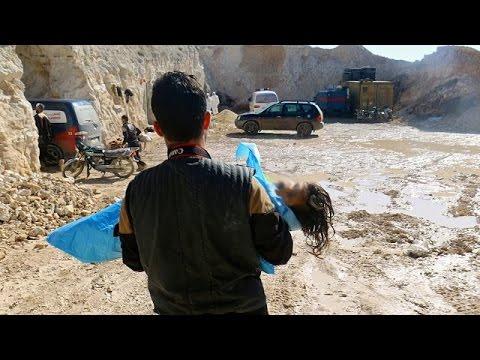 Το καθεστώς Άσαντ κατηγορεί η Γαλλία για την επίθεση με χημικά