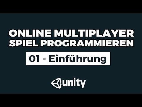 Online Multiplayer Spiele programmieren mit Unity - Geht das überhaupt?