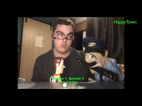 HappyTown | S1E5 | Channel Surfing