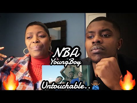 "YoungBoy Never Broke Again - Untouchable ( Official Music Video) ""MOM REACTS"""