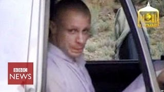[ BBC TV ] Taliban video of moment Bergdahl was freed - BBC News