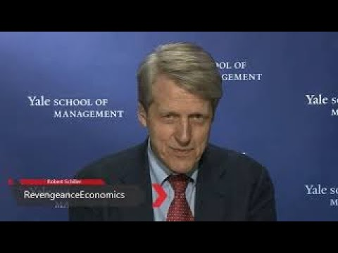 Robert Shiller Bitcoin is in a bubble or not
