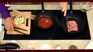 Ospite in Cucina - TASCHINA DI MAIALE CON MELANZANE con Giovanni Fiorillo