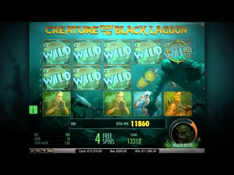 Keep Your Head above Water in This Frighteningly Fun Online Slot