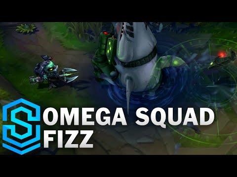 Fizz Biệt Đội Omega