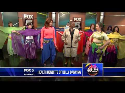 WTTG Fox 5 04/28/2014 Good Day DC Bellydancing - Youtube Video