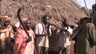 Zumbara Music By The Berta People Abrhmo Village, Ethiopia