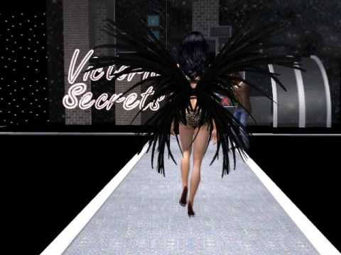 Victoria Secret Fashion Show 2007(Sims)pt.1
