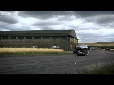 The Ashes Part 1: Double Decker Race - Top Gear Series 16 Episode 2 - BBC Two