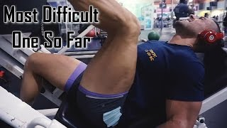 Most Difficult One So Far | Hamstring Day