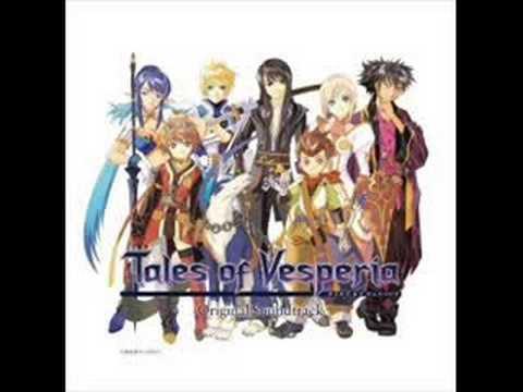 Tales of Vesperia OST - Around the World