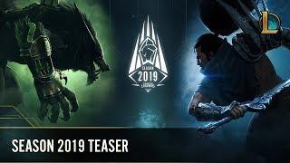 Video Season 2019 Teaser | League of Legends MP3, 3GP, MP4, WEBM, AVI, FLV Januari 2019