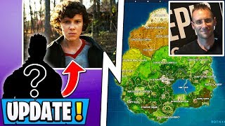 """*NEW* Fortnite   Employee Says """"New Map"""", Eleven Skin, Community Unvault Vote!"""