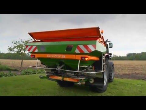 Rozmetadlo minerálních hnojiv ZA-V