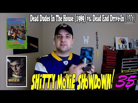 Dead Dudes In The House (1989) vs. Dead End Drive In (1986) - B-Movie Battle! 35