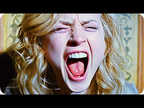 THE HOUSE ON PINE STREET Trailer (2015) Haunted House Horror