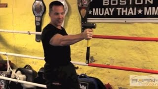 Kevin Kearns - Sledgehammer Conditioning Exercises