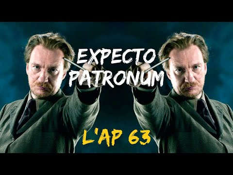 REMUS LUPIN dans Harry Potter - L'ANALYSE de Personnage #63