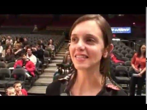 Charlie Villanueva- Visits alopecia kids in NYC (видео)