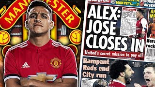 Download Video CONFIRMED: Manchester United To Complete £35M Alexis Sanchez Transfer! | W&L MP3 3GP MP4