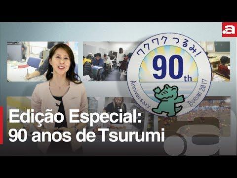 Edição Especial: 90 anos de Tsurumi (29 de setembro)