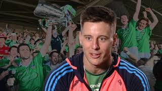 Dan Morrissey shares his #HomeComfort looking forward to this weekends game V Cork in Limerick